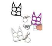 Cat Self Defense Key Chain